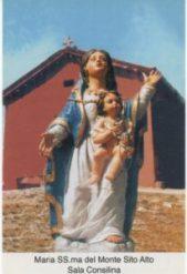 Sala Consilina: Madonna del Sito Alto