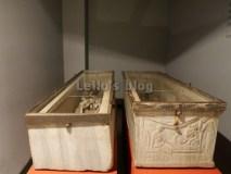Centrale Montemartini: Sarcofagi dei Creperei