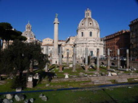 Archeologia in Comune: Foro e Colonna di Traiano