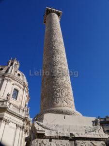 Fori Imperiali: Colonna Traiana
