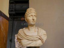 Auditorium di Mecenate: Ritratto di Faustina maggiore
