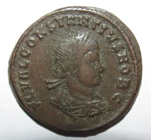 Follis dell'Imp. Costantino I