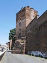 Il Ninfeo degli Annibaldi a Roma: Via del Fagutale e Torre degli Annibaldi