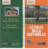 Parco della Caffarella: opuscoli informativi