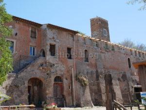 Parco della Caffarella: Casale della Vaccareccia
