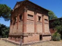 Parco della Caffarella: Sepolcro di Annia Regilla