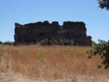 Parco della Caffarella: Cisterna romana