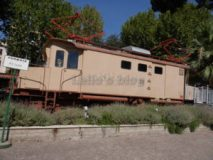 Treni e Tranvie di Roma: Locomotore 05 della Roma-Lido