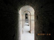 Porta S.Sebastiano: camminamento delle ronde