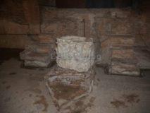 Mitreo delle Terme di Caracalla: l'altare