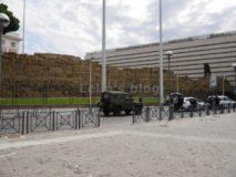 Piazza Manfredo Fanti: Mura Serviane alla Stazione Termini