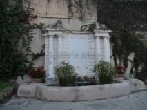 Casino De Rossi: fontana dei leoni