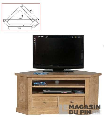 meuble tv d angle loire