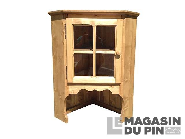meuble haut d angle 1 porte