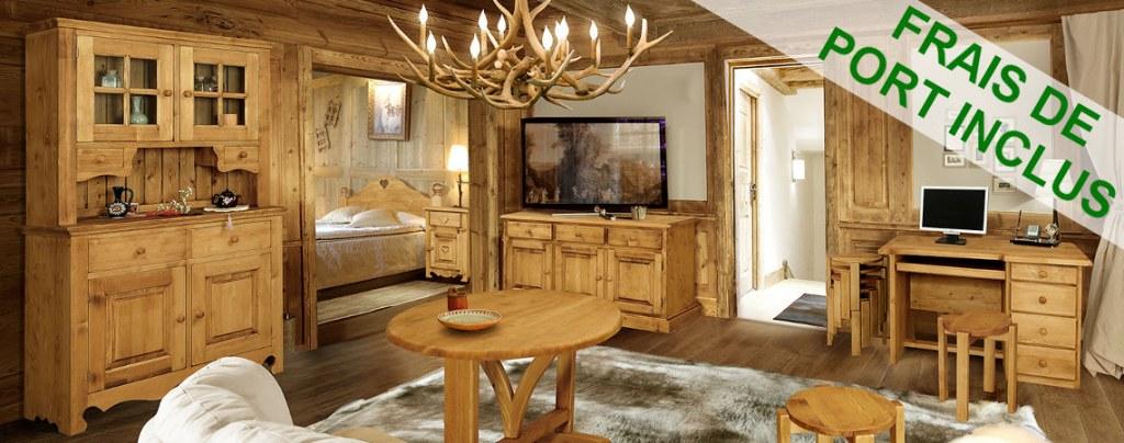 vente de meubles en pin epicea et