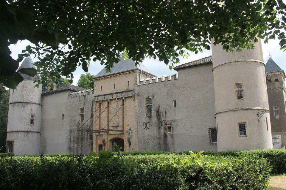 mariage Château de Varennes - animations mariage