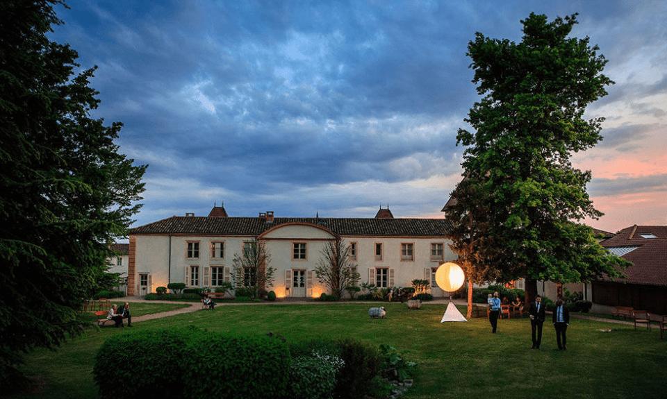 salle de mariage Château des Broyers - animation mariage
