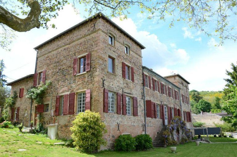 Mariage au Château Pruzilly - animations mariage