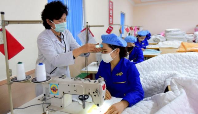 covid19 in Corea del Nord