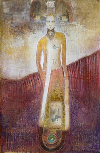 frédérique lemarchand peinture Source et origine