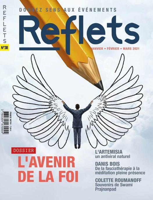 article dans la revue Reflets de Frédérique Lemarchand