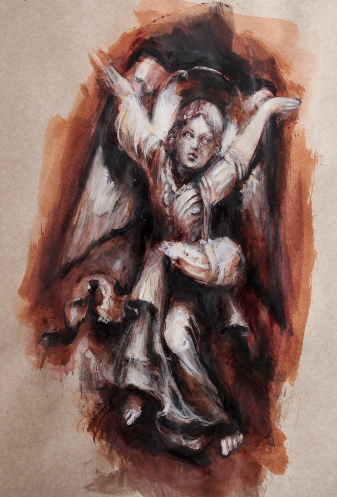 Ange Vézelay frédérique lemarchand