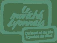 """Logo """"Le Marché Lyionnais"""""""