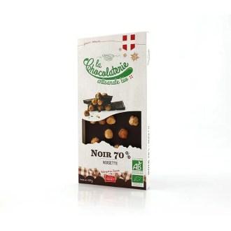 chocolat noir noisette