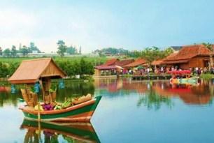 Villa Dekat Floating Market Lembang