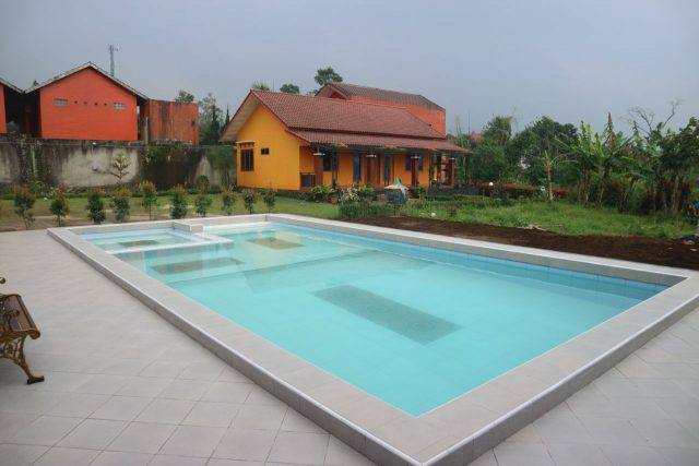 villa cikole lembang