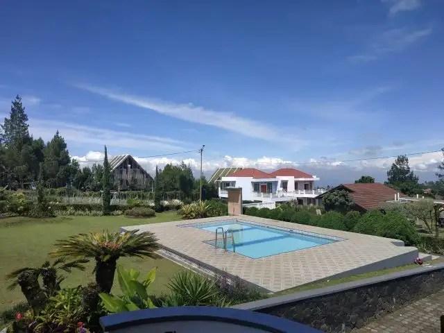 Villa di Lembang Dekat Tempat Wisata