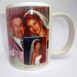 Canecas de Porcelana para Casamento