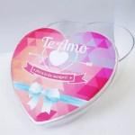 Bomboniere Coração Personalizada para Brinde