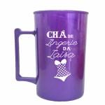 Canecas para Lembrancinhas de Chá de Lingerie da Laisa