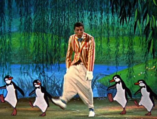 ballo dei pinguini