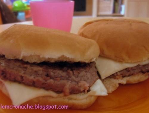 hamburger cipolla