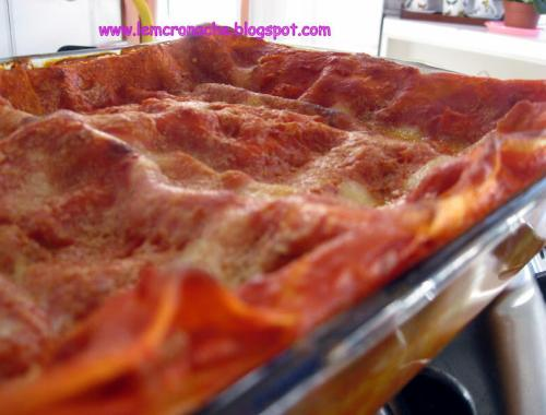 lasagna solo pomodoro per bambini