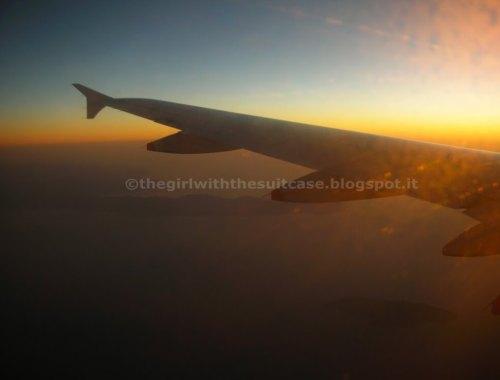 Tramonto-aereo
