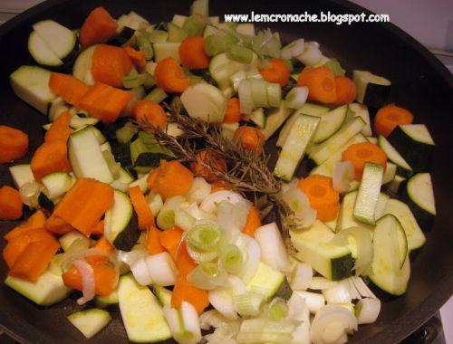 preparare dado vegetale