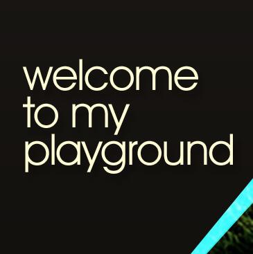 welcome_my_playground