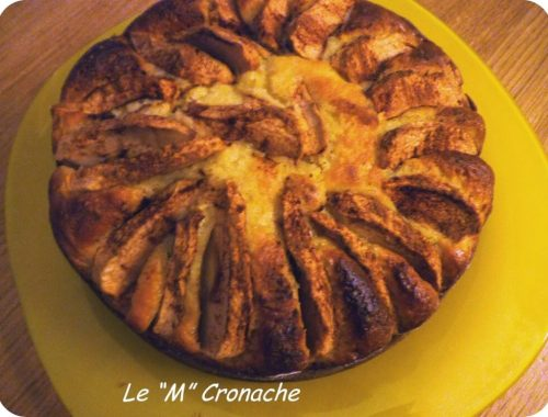 torta di mele e cannella facilissima