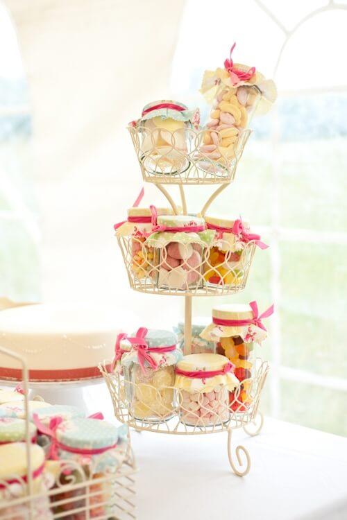 Decorazioni per feste di compleanno con i barattoli le for Decorazioni per feste