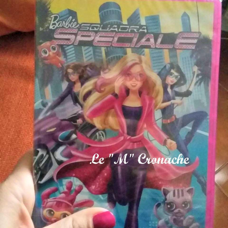 barbie squadra speciale dvd