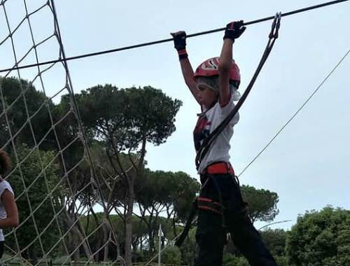 parco avventura Roma1