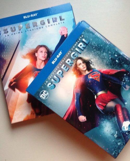 supergirl serie