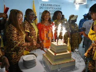 100 ans du Zonta international