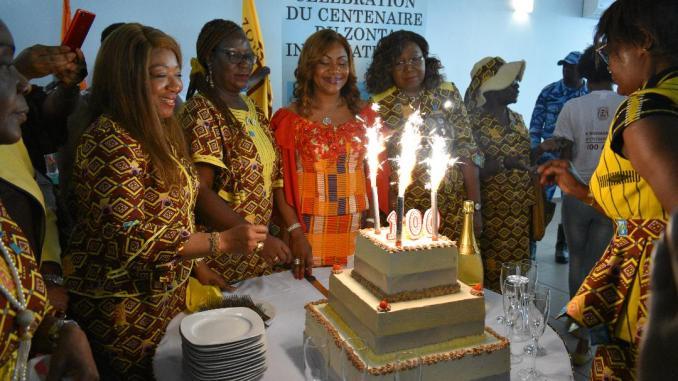 100 ans du Zonta international