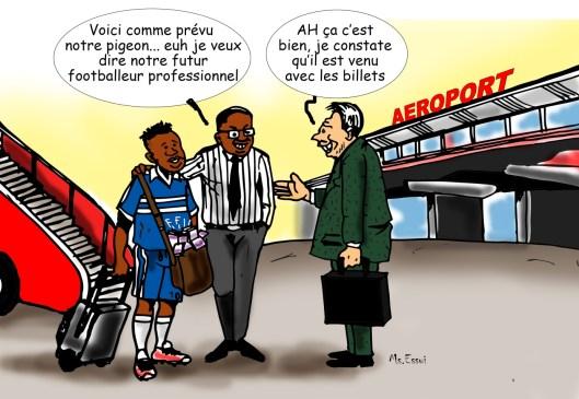 enquête traite footballeurs