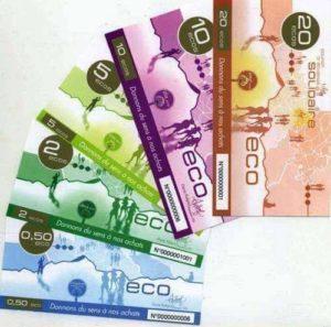 Monnaie Eco et Covid-19