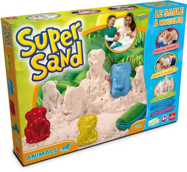 Coffret recette sable magique